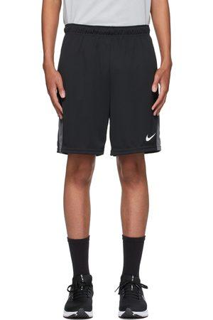 Nike Black Dri-FIT Training Shorts