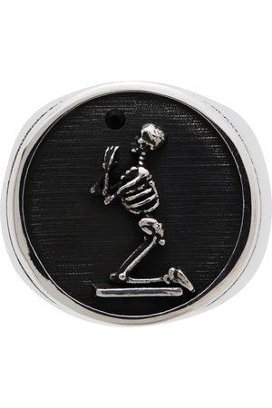 Stolen Girlfriends Club & Black Skeleton Ring