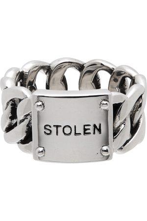 Stolen Girlfriends Club Curb Wide Ring