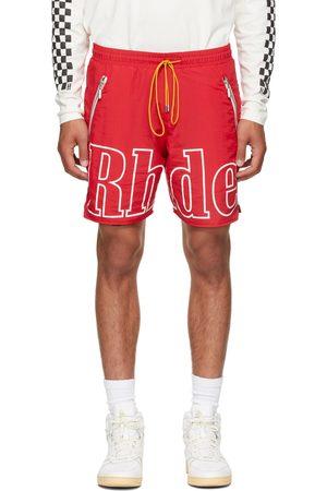 Rhude Logo Short