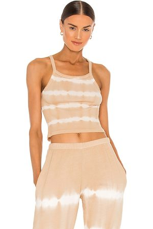 STRUT-THIS Sunset Tank in Neutral.