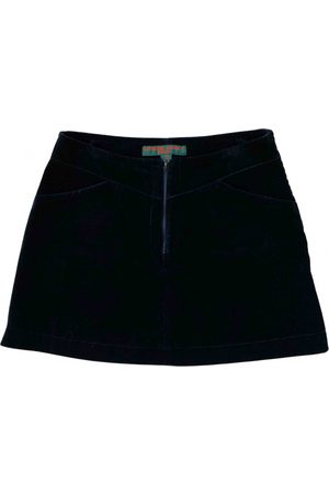 KATHARINE HAMNETT Women Mini Skirts - Velvet mini skirt