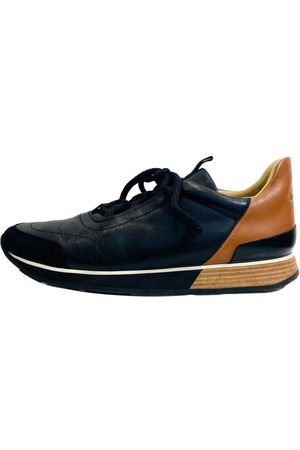 Hermès Men Sneakers - Leather low trainers