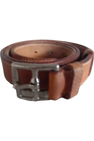 Hermès Etrivière leather belt