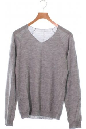 ATTACHMENT Grey Wool Knitwear & Sweatshirts