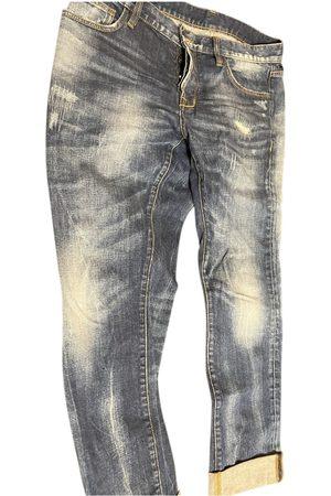 John Varvatos Cotton Jeans