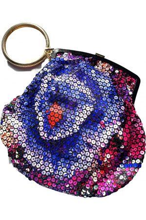 Roberto Cavalli Multicolour Cloth Clutch Bags