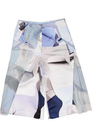 Kenzo Multicolour Synthetic Shorts