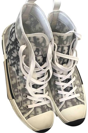 Dior Men Sneakers - B23 cloth high trainers