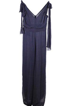 Claudie Pierlot Silk jumpsuit