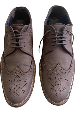 RUSSELL & BROMLEY Leather lace ups