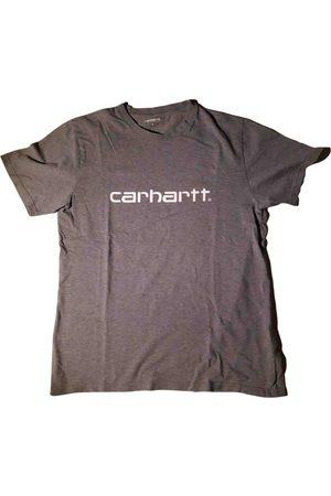 Carhartt Grey Cotton T-shirt