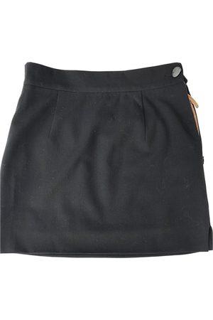 Vivienne Westwood Wool mini skirt