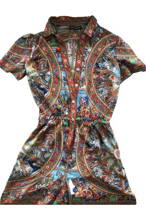 Dolce & Gabbana Silk jumpsuit