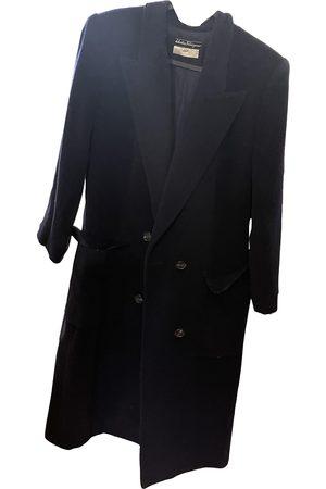 Salvatore Ferragamo Wool trench coat