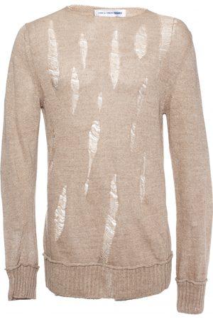 Comme des Garçons Linen knitwear & sweatshirt