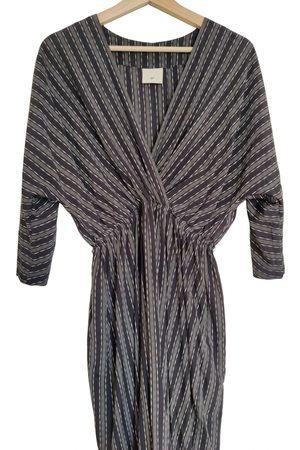 Julie Fagerholt Heartmade Silk maxi dress