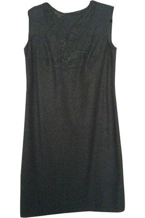 JC DE CASTELBAJAC Wool mid-length dress