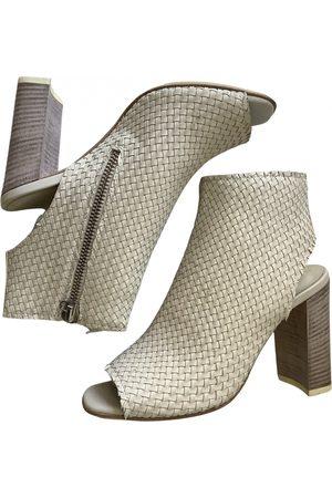 GENTRYPORTOFINO Leather sandals