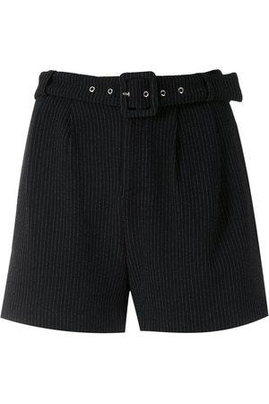 Olympiah Women Shorts - Manege belted shorts