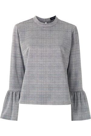 Olympiah Women Blouses - Bourbon long sleeve blouse - Multicolour