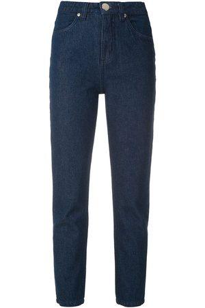 Olympiah Cropped skinny denim trousers