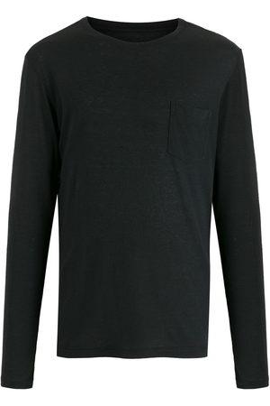 OSKLEN Men T-shirts - T-SHIRT RUSTIC POCKET E-BASICS ML II