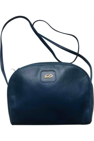 S.T. Dupont Leather Handbags
