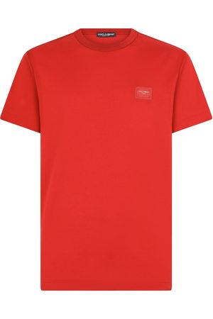 Dolce & Gabbana Men T-shirts - Logo-patch T-shirt