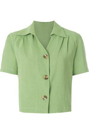 Olympiah Women Blouses - Zuzu cropped blouse