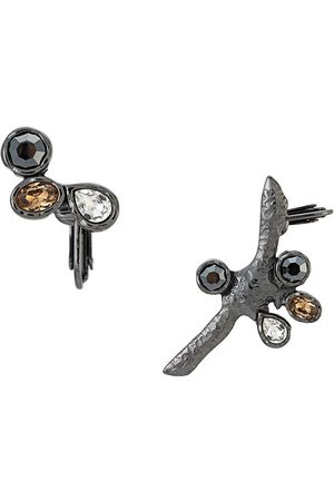 CAMILA KLEIN Women Earrings - Crystal two ear cuff set