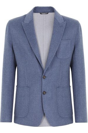 Dolce & Gabbana Hooded panel jacket