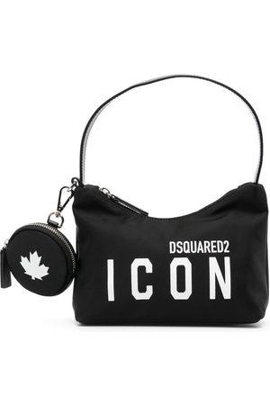 Dsquared2 Icon logo-print shoulder bag
