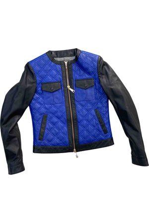 Gianfranco Ferré Wool biker jacket