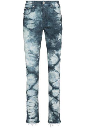 Purple Brand P001 dyed slim-fit jeans - Neutrals