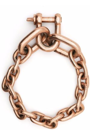 Parts of Four Grade Chain charm bracelet