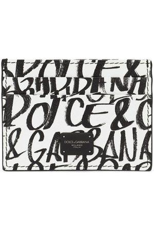 Dolce & Gabbana All-over logo wallet