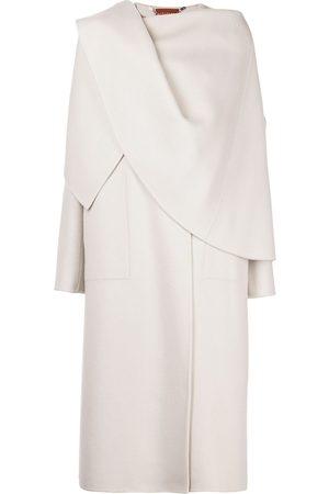 Altuzarra Women Trench Coats - Spellbound mid-length coat - Grey