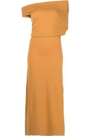 Altuzarra Women Strapless Dresses - Kim off-shoulder dress