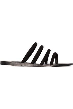 Ancient Greek Sandals Lyra strappy flat sandals