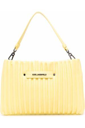 Karl Lagerfeld Kushioned clutch bag