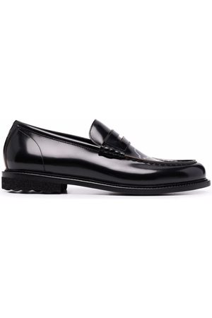 Off-White Men Loafers - X Katsu print loafers