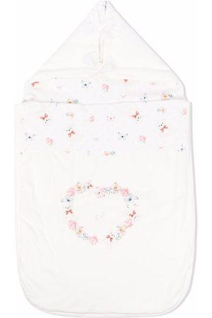 MONNALISA Logo-embellished sleeping bag