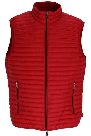 Emporio Armani Quilted high-neck gilet