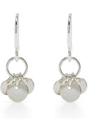 Petite Grand Women Earrings - Peony drop earrings