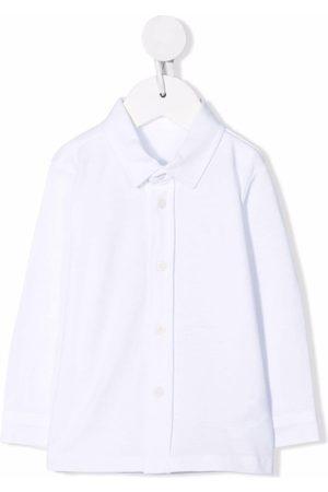 Il gufo Plain button-down shirt