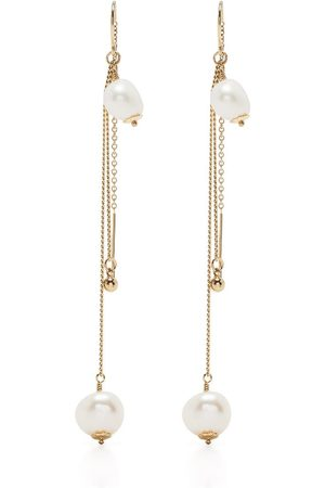 Petite Grand Marabel pearl earrings