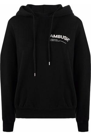 AMBUSH FLEECE WORKSHOP HOODIE TOFU