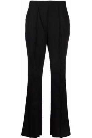 AMBUSH Women Skinny Pants - SLIM FLARE PANTS NO COLOR