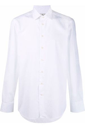 Etro Men Business - Formal organic cotton shirt